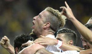 Austria beat Sweden 4-1